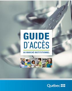 Guide d'accès au marché institutionnel