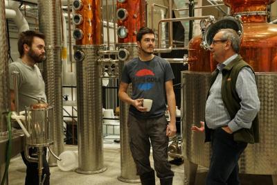Benoit Beaudet - Distillerie la Manufacture